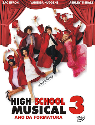 High School Musical 3: Ano da Formatura - DVDRip Dual Áudio