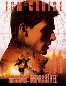 Missão: Impossível 1 Dublado (1996)
