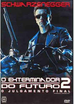 Filme Poster  O Exterminador do Futuro 2 : O Julgamento Final DVDRip XviD Dual Áudio
