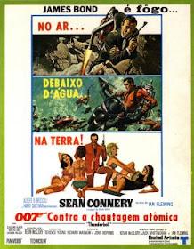 Baixar Filmes Download   007 Contra a Chantagem Atômica (Dublado) Grátis