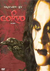 Baixar Filme O Corvo   The Crow (Dual Audio) Gratis suspense o ernie hudson c brandon lee acao 1994