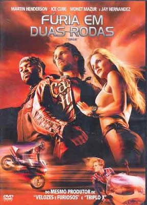 Fúria em Duas Rodas - DVDRip Dublado