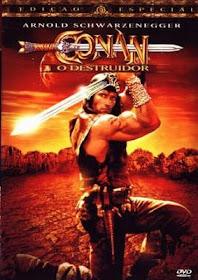 Conan o Destruidor Dublado (1984)