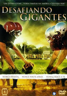 Desafiando Gigantes - DVDRip Dublado