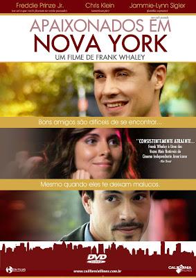 Apaixonados Em Nova York - DVDRip Dual Áudio