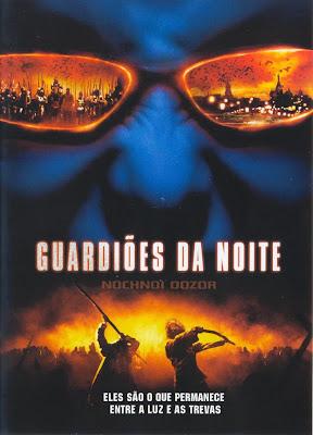 Guardiões da Noite - DVDRip Dublado