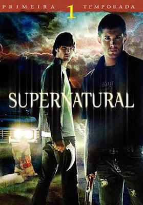 Supernatural - 1ª Temporada Completa - DVDRip Dual Áudio