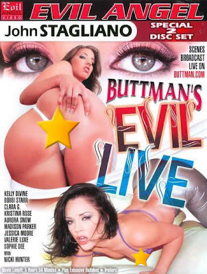Evil Angel - Buttman's Evil Live - (+18)