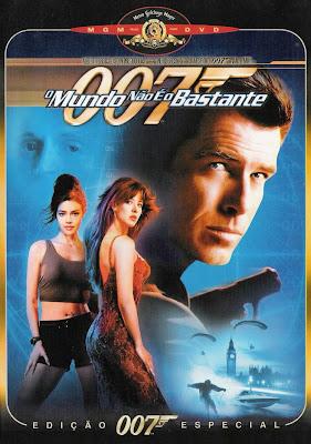 007: O Mundo Não é o Bastante - DVDRip Dual Áudio