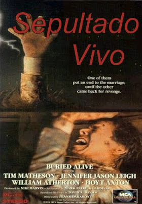 Sepultado Vivo VHSRip Xvid Dublado
