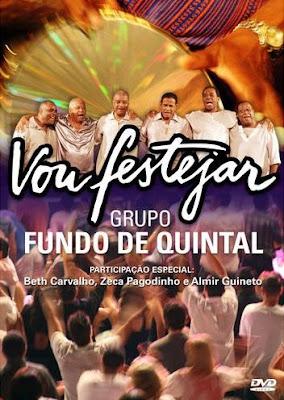 Grupo Fundo de Quintal - Vou Festejar - DVDRip