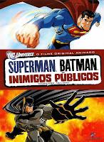 Assistir Superman e Batman Inimigos Públicos Dublado