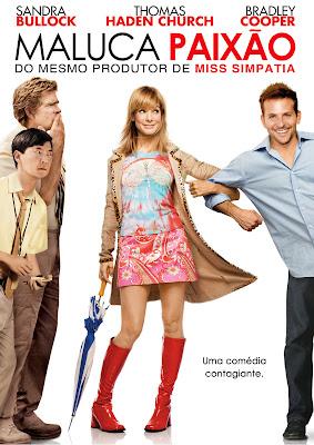 Filme Poster Maluca Paixão DVDRip XviD Dual Áudio