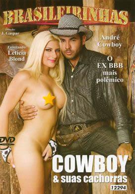 Brasileirinhas - Cowboy e Suas Cachorras - (+18)