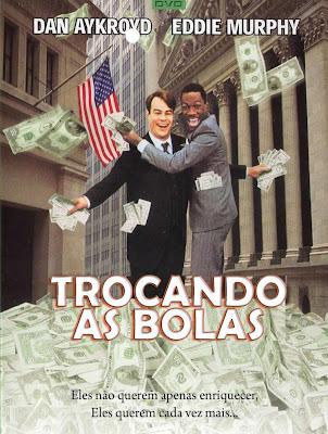 Filme Poster  Trocando As Bolas DVDRip RMVB Dublado
