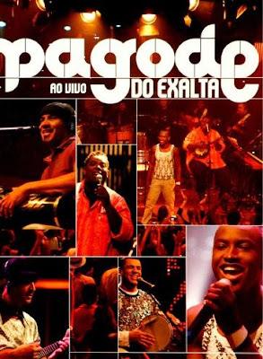 Exaltasamba - Pagode do Exalta Ao Vivo - DVDRip