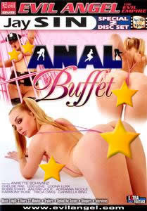 Evil Angel – Anal Buffet