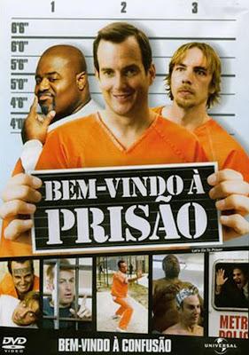 Bem-Vindo à Prisão - DVDRip Dual Áudio