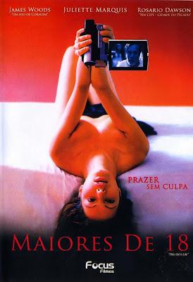 Filme Poster Maiores de 18 DVDRip XviD Dual Audio & RMVB Dublado