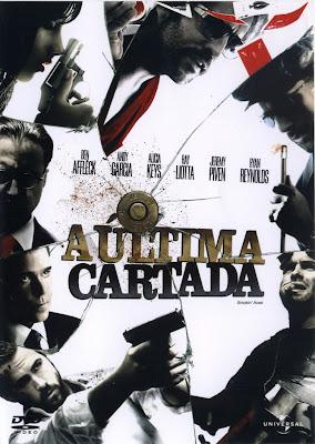 A Última Cartada - DVDRip Dublado