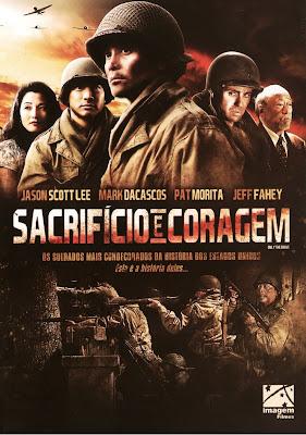 Sacrifício e Coragem - DVDRip Dual Áudio
