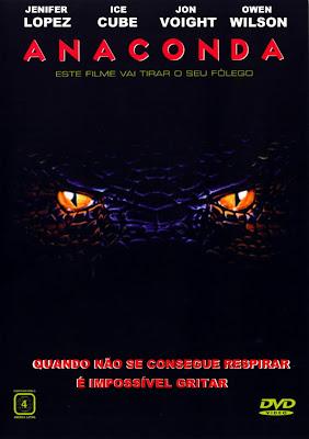 Anaconda - DVDRIp Dublado (Rmvb)
