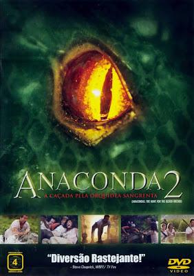 Anaconda 2 – A Caçada Pela Orquídea Sangrenta Dublado