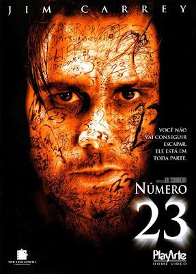 Número 23 - DVDRip Dublado