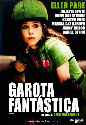 Garota Fantástica - DVDRip Dual Áudio