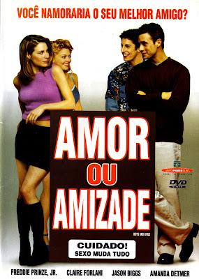 Amor ou Amizade - DVDRip Dublado
