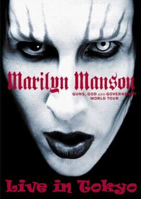 Marilyn Manson - Live in Tokyo - DVDRip