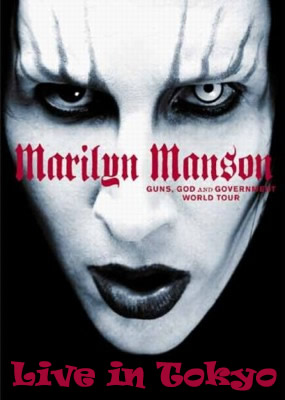 Marilyn+Manson+ +Live+in+Tokyo Download Marilyn Manson   Live in Tokyo   DVDRip Download Filmes Grátis