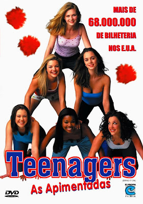 Teenagers: As Apimentadas - DVDRip Dual Áudio