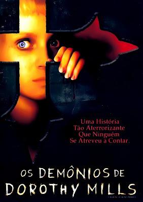 Os Demônios de Dorothy Mills - DVDRip Dual Áudio