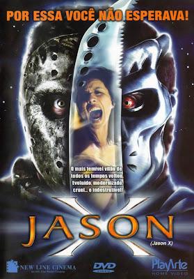 Assistir Jason X Dublado