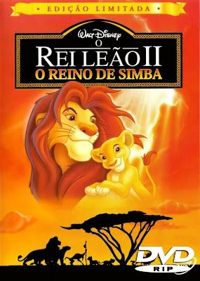 O Rei Leão 2: O Reino de Simba - DVDRip Dublado