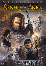 Baixar Filme O Senhor dos Anéis   O Retorno do Rei (Dual Audio) Gratis viggo mortensen s oscar orlando bloom o liv tyler hugo weaving fantasia elijah wood dominic monaghan direcao peter jackson christopher lee cate blanchett aventura 2003