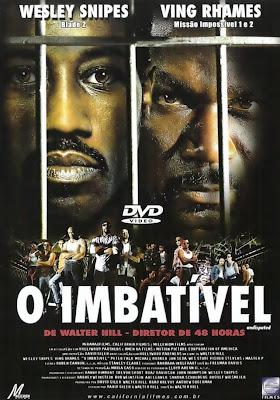 Baixar Filme O Imbatível - Dublado DVDRip AVI