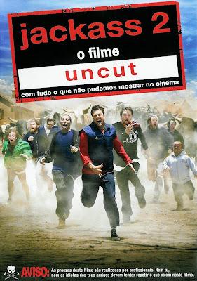 Jackass 2: O Filme - DVDRip Dublado