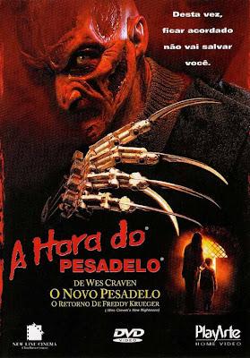 A Hora do Pesadelo 7: O Novo Pesadelo - O Retorno de Freddy - DVDRip Dublado (RMVB)