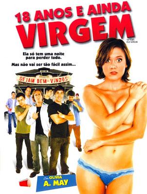 18 Anos E Ainda Virgem - DVDRip Dual Áudio