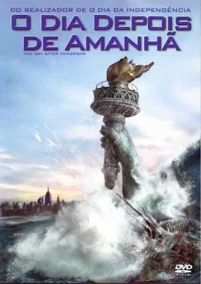 O Dia Depois de Amanhã - DVDRip Dublado (RMVB)