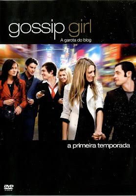 Gossip Girl - 1ª Temporada Completa - DVDRip Dual Áudio