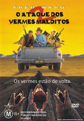 O Ataque dos Vermes Malditos 2 - DVDRip Dublado