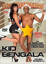 Brasileirinhas - Kid Bengala: Musa Babalu - (+18)