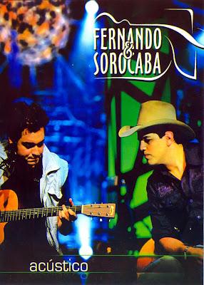 Fernando e Sorocaba - Acústico - DVDRip