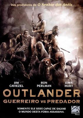 Outlander: Guerreiro vs Predador - DVDRip Dual Áudio