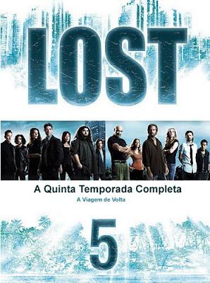 Lost - 5ª Temporada Completa - DVDRip Dual Áudio