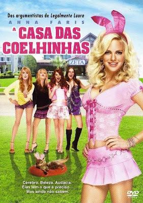 A Casa das Coelhinhas - DVDRip Dublado