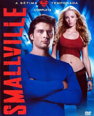Smallville - 7ª Temporada Completa - DVDRip Dual Áudio